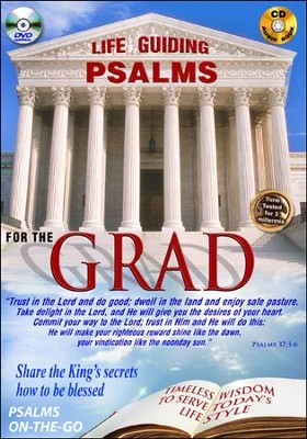 Psalms for the Grad DVD & CD  -     By: David & The High Spirit