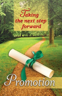 Taking The Next Step Forward, Bulletins, 100  -