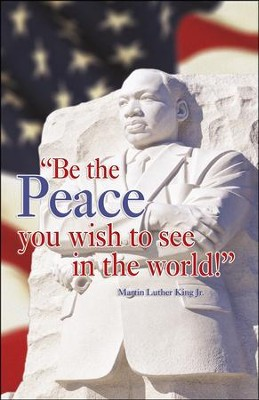 Be the Peace You Wish To See, Bulletins, 100  -