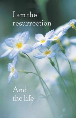 I Am The Resurrection and the Life, Bulletins, 100  -
