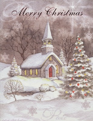 Wonder of His Light Christmas Cards, Box of 18  -     By: Betty Whiteaker