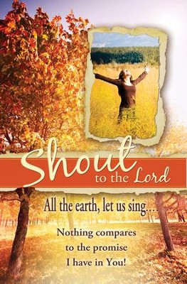 Shout To the Lord Bulletins, 100  -