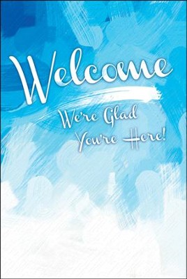 Welcome Folders (Psalm 118:24) Pack of 12  -