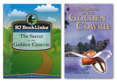 BJU BookLink Grade 5: The Secret of the Golden Cowrie  Teaching Guide & Novel  -     By: Gloria Repp