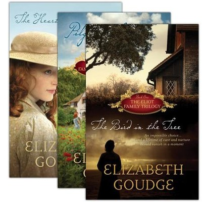 The Eliot Family Trilogy, volumes 1-3   -     By: Elizabeth Goudge