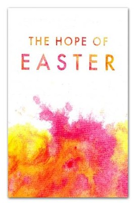 The Hope of Easter (ESV), Pack of 25 Tracts   -     By: Billy Graham