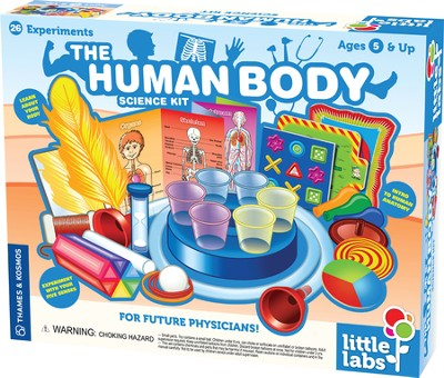 Little Labs: The Human Body  -