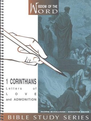 1 Corinthians, Letters of Love and Admonition:   Wisdom of the Word Series  -     By: Marie Coody, Linda Shaw