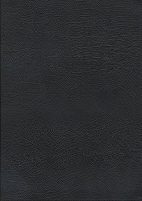 NASB MacArthur Study Bible  Black Bonded Leather, Thumb-Indexed   -