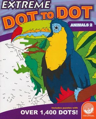 Extreme Dot to Dot: Animals 2  -