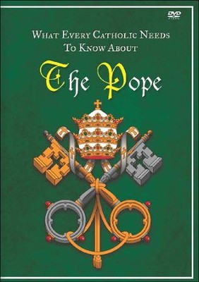 What Every Catholic Needs to Know About the Pope, DVD   -     By: Father Matthew Arnold