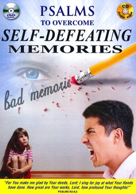 Psalms to Overcome Self-Defeating Memories: DVD & CD  -     By: David & The High Spirit