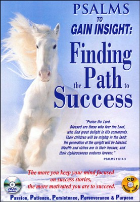 Psalms to Gain Insight: Finding the Path to Success-DVD & CD  -     By: David & The High Spirit