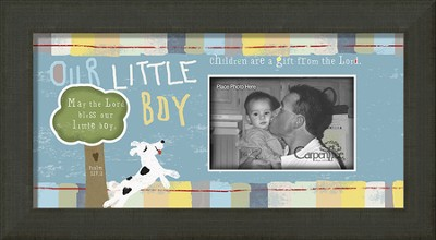Our Little Boy Photo Frame  -