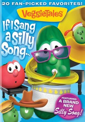 If I Sang a Silly Song, DVD   -