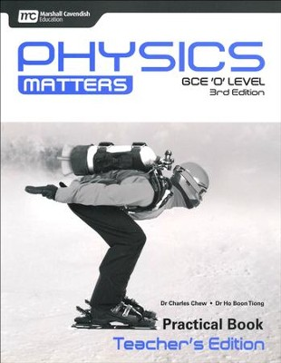Physics Matters Practical Teacher's Edition Grades 9-10 4th Edition  -