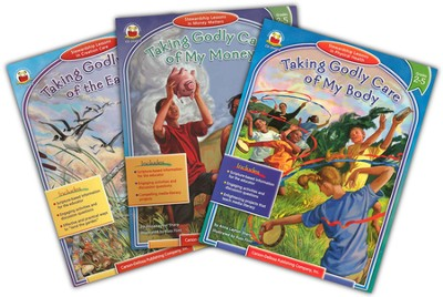 Taking Godly Care Collection, 3 Volumes   -     By: Anna Layton Sharp