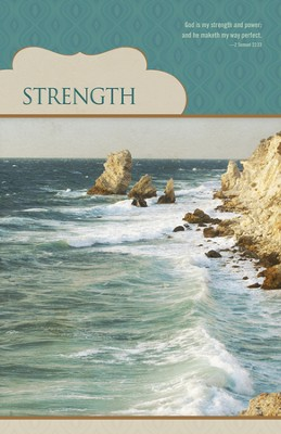 Strength (2 Samuel 22:33) Bulletins, 100  -