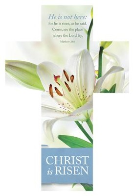 Alleluia, Christ is Risen, Bookmarks, 25  -