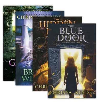 The Threshold Series, Volumes 1-4  -