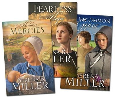 Hidden Mercies Series, Volumes 1-3  -     By: Serena Miller