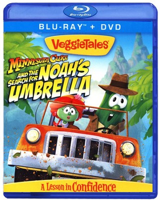 Minnesota Cuke and the Search for Noah's Umbrella,  Blu-ray/DVD   -