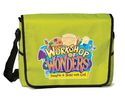 VBS 2014 Workshop of Wonders: Imagine & Build with God - Starter Kit  -