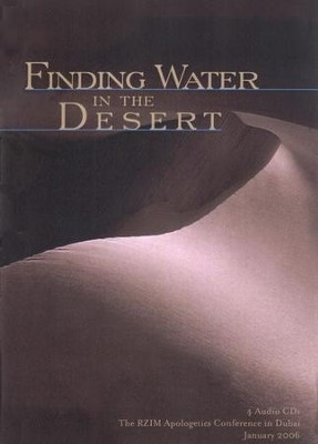 Finding Water in the Desert - CD   -     By: Ravi Zacharias