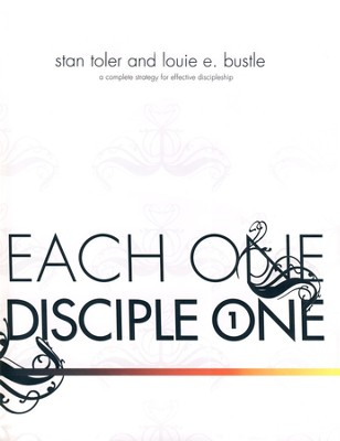 Each One Disciple One: A Complete Strategy for Effective Discipleship  -     By: Stan Toler, Louie E. Bustle
