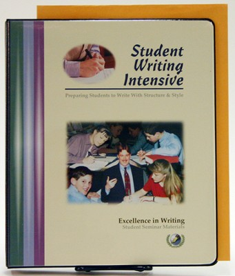 The Student Writing Intensive Level C Student Materials  -     By: Andrew Pudewa