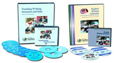 Teaching Writing/Student Writing Value Package, Level B   -     By: Andrew Pudewa
