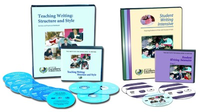 Teaching Writing/Student Writing Value Package, Level C  -     By: Andrew Pudewa