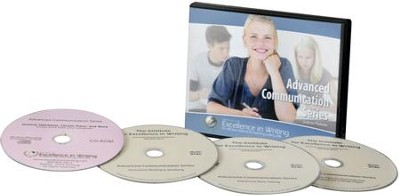 Advanced Communication Series--3 DVDs with ACS E-book on CD-ROM  -     By: Andrew Pudewa