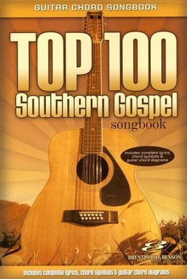 Top 100 Southern Gospel Guitar Chord Songbook   -