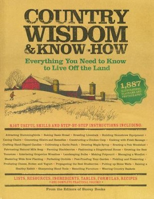 Country Wisdom & Know-How   -
