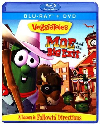 Moe and the Big Exit, Blu-ray/DVD   -