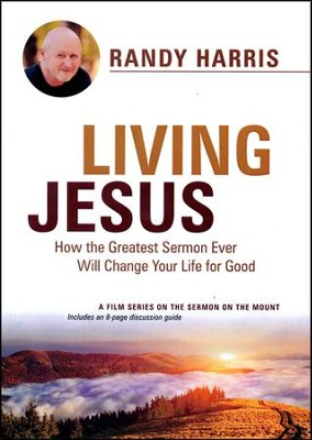 Living Jesus, 2 DVD Set with Study Guide    -     By: Randy Harris