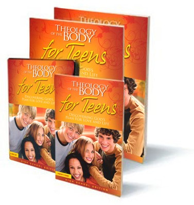 Theology of the Body for Teens: High School Edition Starter Pack  -     By: Jason Evert, Chrytalina Evert, Brian Butler
