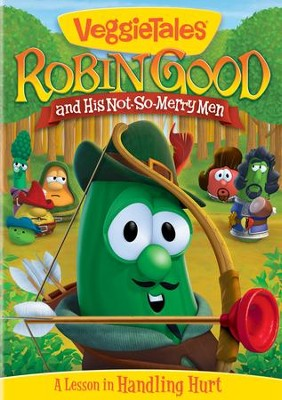 Robin Good and His Not-So-Merry Men, DVD   -
