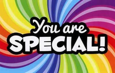 You are Special Postcards (1 Thessalonians 1:2) 25  -