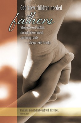 Loving Hands (Proverbs 28:20) Bulletins, 100  -