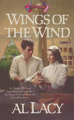 Wings of the Wind - eBook  -     By: Al Lacy