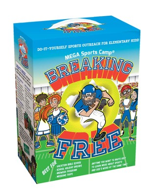 Breaking Free-Mega Sports Camp Starter Kit   -