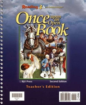 BJU Reading Grade 3 Teacher's Set    -