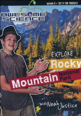 Explore Rocky Mountain National Park with Noah Justice DVD, Episode 8  -