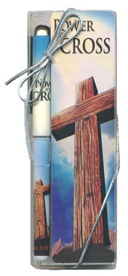 Power of the Cross Pen and Bookmark Set  -