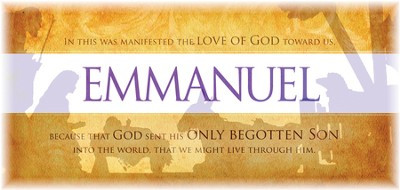 Emmanuel (1 John 4:9, KJV) Offering Envelopes, 100  -