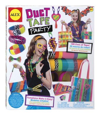 Duct Tape Party  -