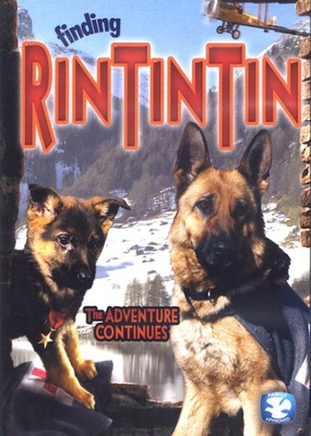 Finding Rin Tin Tin, DVD   -