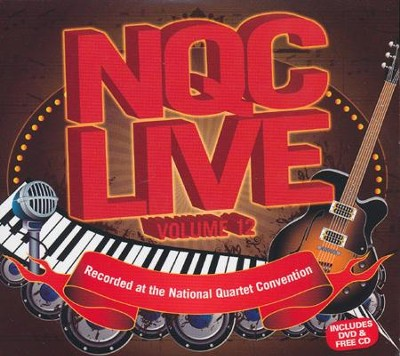 NQC Live, Volume 12 CD/DVD   -